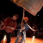 Le cirque Trottola présente Volchok à Dijon