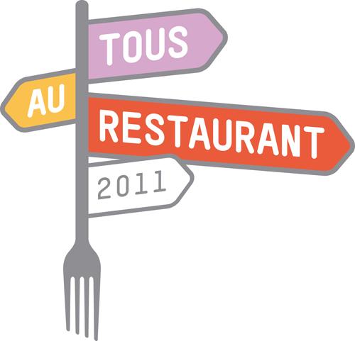 Evènement Dijon : Tous au restaurant 2011