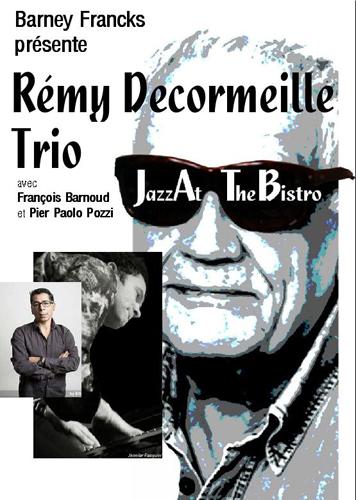 Musique Dijon : Rémy Decormeille Trio