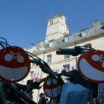 Vélotour 2011 à Dijon