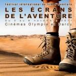 Evènement : Les Ecrans de l'Aventure aux cinémas Olympia et Darcy