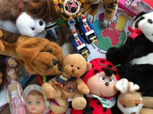 Evènement Dijon : Collecte de jouets – Un Noël pour tous !