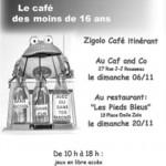 Le Zigolo Café à Dijon