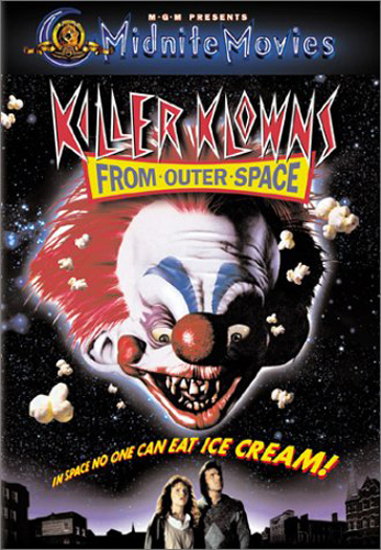 Cinéma Dijon : Killers klowns from outer space
