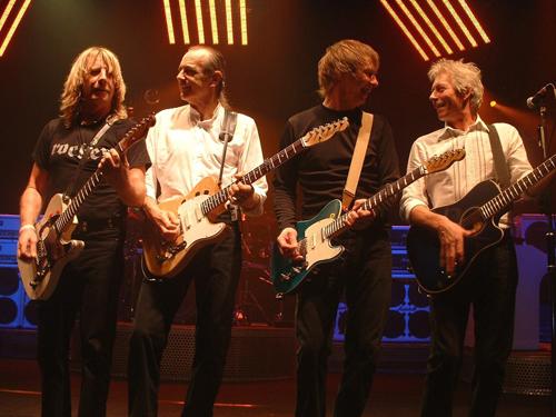 Concert Dijon : Status Quo