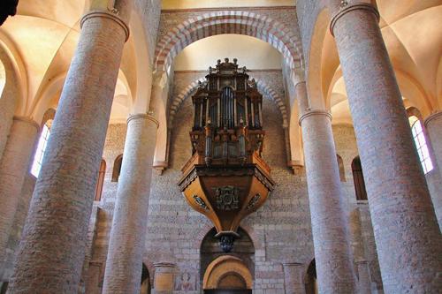 Musique Dijon : Les orgues en Bourgogne