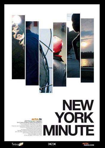 Evènement Dijon : Projection de «New York minute» à la Nef