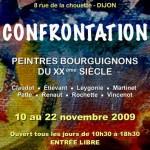 Exposition confrontation 2011 à l'Hôtel de Voguë