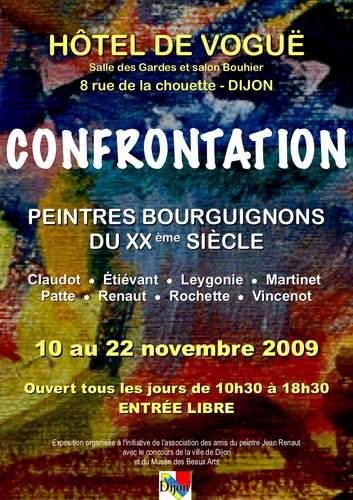 Exposition Dijon : Confrontation 2011
