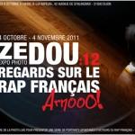 Exposition Zedou : 12 regards sur le rap français, la Vapeur Dijon