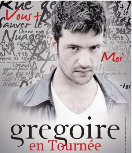 Concert Dijon : Grégoire