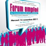 Forum de l'emploi 2011 à Dijon