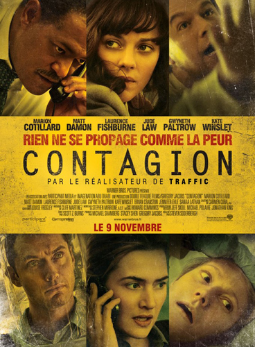 Cinéma Dijon : Contagion