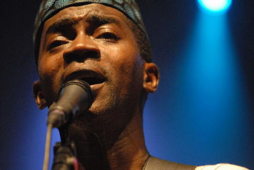 Concert Dijon : Bebey Prince Bissongo et l'Afric c'est chic