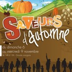 Evnement Dijon : Saveurs d&rsquo;Automne