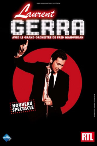 Spectacle Dijon : Laurent Gerra