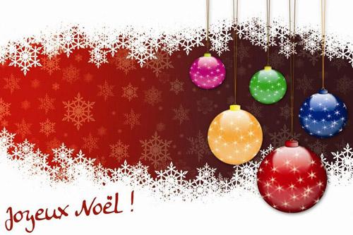 Joyeux Noel made in Dijon !