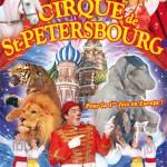 Spectacle Grand Cirque de Saint-Petersbourg à Dijon