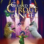Le Grand Cirque de Noel à Dijon