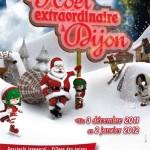 Spectacle Féérie 2011 à Dijon