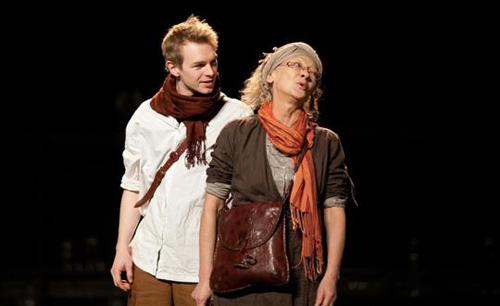 Théâtre Dijon : Les mouches