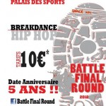 Dijon Battle Final Round 2012