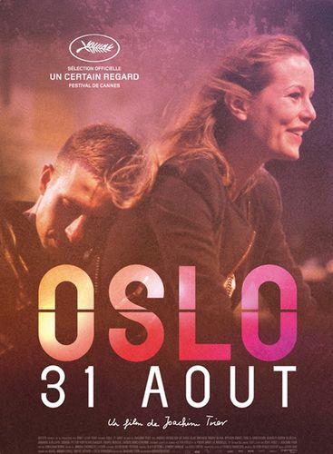 Cinéma Dijon : Oslo, 31 Août
