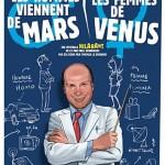 Dijon Spectacle Les hommes viennent de mars les femmes de Venus, Zenith