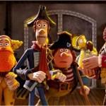 Cinéma Dijon : Les Pirates ! Bons à rien, Mauvais en tout