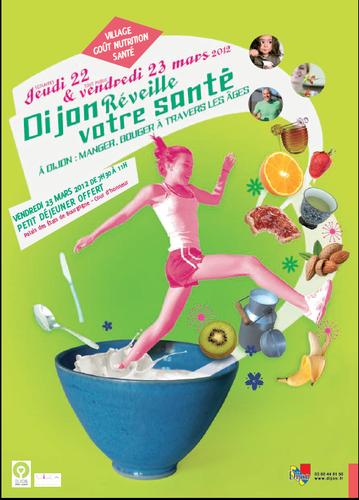Evènement Dijon : Dijon réveille votre santé
