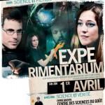 Experimentarium à l'université de Bourgogne