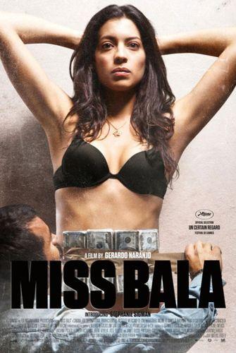 Cinéma Dijon : Miss Bala