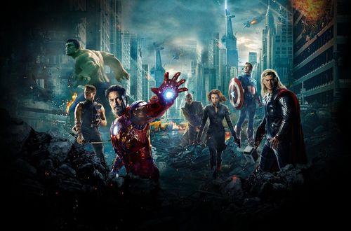 Cinéma Dijon : The Avengers