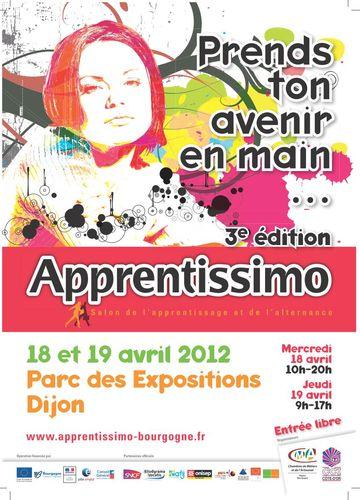 Evènement Dijon : Apprentissimo 2012