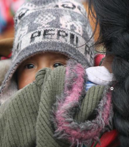 Evènement Dijon : Rencontres au Pérou