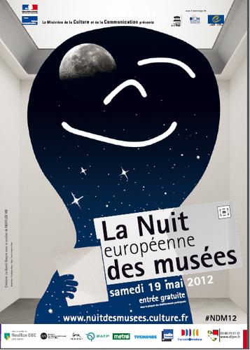 Evènement Dijon : Nuit des musées 2012