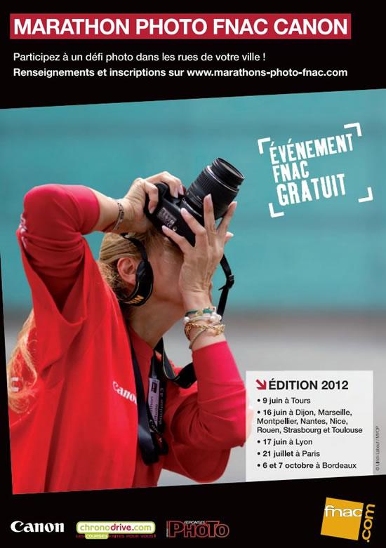 Activité Dijon : Marathon Photo Fnac