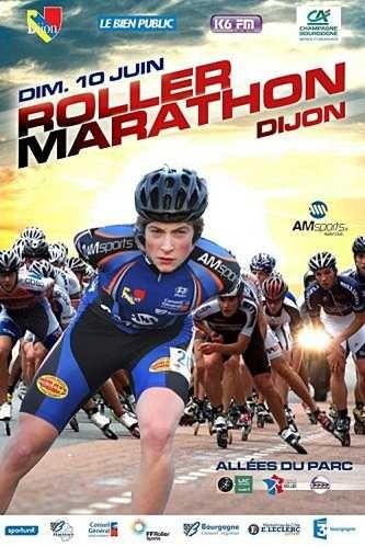 Evènement Dijon : Roller Marathon 2012
