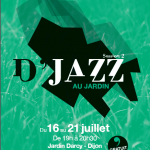 Dijon évènement : D'Jazz au jardin, Jardin Darcy
