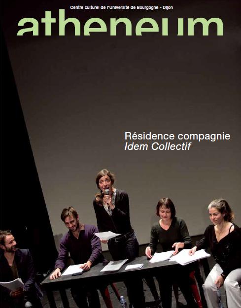 Culture Dijon : Athéneum saison 2012-2013