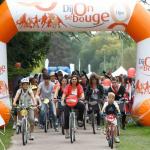 Dijon évènement vélotour 2012