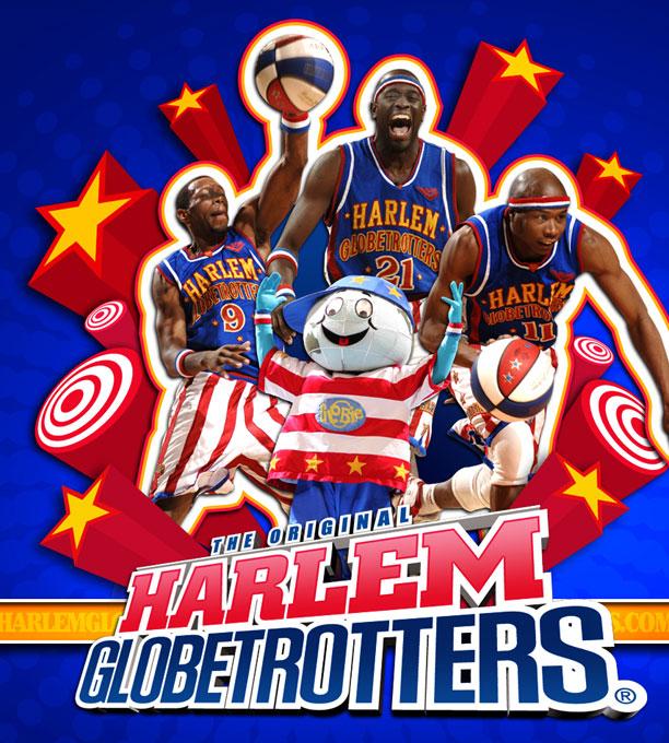 Evènement Dijon : Harlem Globetrotters