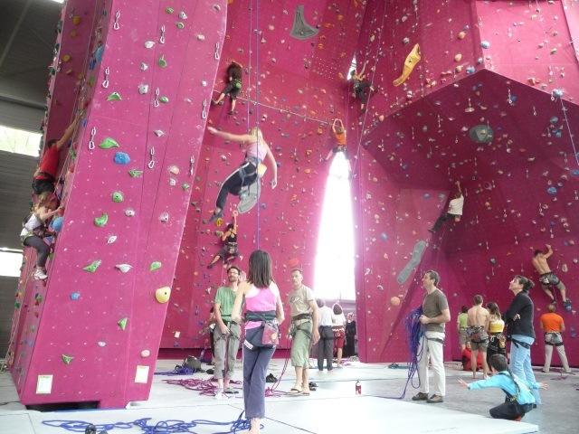 Sport Dijon : Cime altitude 245