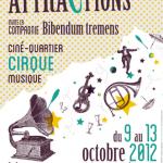 Dijon évènement : Festival Attractions
