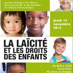 Dijon Evènement : Journées dijonnaises des droits de l'enfant, Grand Dijon