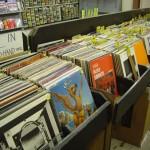Dijon activité : Bourse aux disques et aux BD, palais des congrès