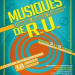 Evnement Dijon : Tremplin Musiques de R.U 2012