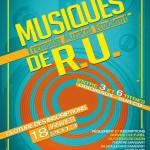Dijon évènement : Tremplin Musiques de R.U 2012