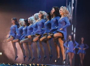 Spectacle Dijon : Lord of the Dance 2012