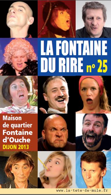 Evènement Dijon : La Fontaine du Rire n°25